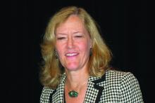Dr. Lynne W. Stevenson of Boston