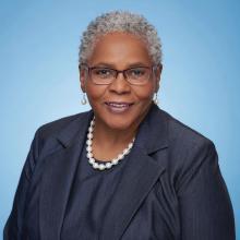 Dr. Altha J. Stewart, immediate past president of the American Psychiatric Association