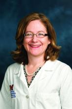 Dr. Elena M. Stoffel of the University of Michigan, Ann Arbor