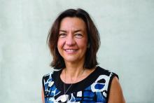 Dr. Anja Strangfeld of the German Rheumatism Research Center, Berlin