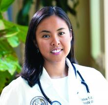 Dr. Darlene Tad-y, associate professor and hospitalist at the University of Colorado Hospital, Denver