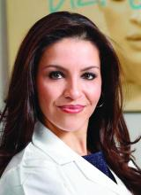 Dr. Lily Talakoub, in private practice in McLean, Va.