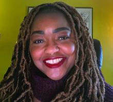 Dr. Tanya Thomas, a psychiatrist in North Kingstown and East Providence, R.I.