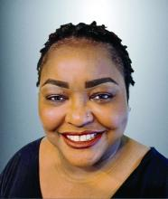 Dr. Tanya Thomas, a psychiatrist who practices in North Kingstown and East Providence, R.I.
