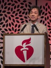 Dr. Kazunori Toyoda of the National Cerebral and Cardiovascular Center in Osaka, Japan