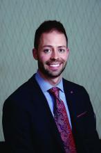 Dr. Matthew Tuck, associate section chief for hospital medicine, Veterans Affairs Medical Center, Washington