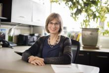 Dr. Suzanne Tyas, associate professor in the School of Public Health and Health Systems at the University of Waterloo in Ontario.
