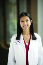 Audrey Uong, MD, an attending physician in the Division of Hospital Medicine at Children's Hospital at Montefiore Medical Center in the Bronx, N.Y.