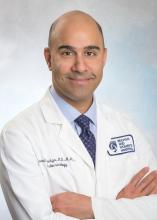Dr Anand Vaidya, MD, director of the Center for Adrenal Disorders at Brigham and Women's Hospital in Boston