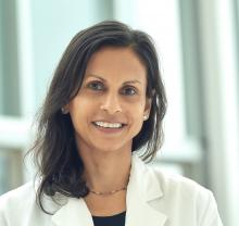 Neha Vapiwala, MD, of the University of Pennsylvania, Philadelphia