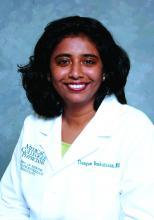 Dr. Thangam Venkatesan, Medical College of Wisconsin, Milwaukee