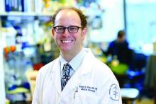 Dr. Aaron D. Viny is with the Memorial Sloan Kettering Cancer Center, N.Y., where he is a clinical instructor, is on the staff of the leukemia service, and is a clinical researcher