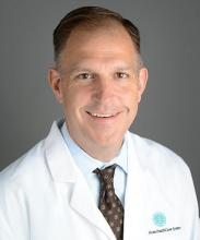 Dtr. Peter Voorhees, professor of medicine and director of Medical Operations and Outreach Services, Department of Hematologic Oncology and Blood Disorders, Levine Cancer Institute, Charlotte, N.C..