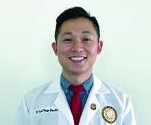 Dr. Nhan Vuong, division of hospital medicine, University of California, San Diego