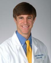 Dr. Leonidas Walthall, Medical University of South Carolina in Charleston