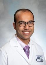 Dr. Haider Warraich, Brigham and Women's Hospital, Boston