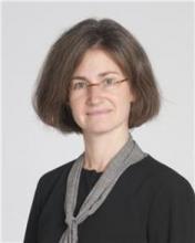 Dr. Elizabeth Weinstein of the Cleveland Clinic
