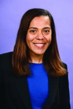Dr. Santina J. Wheat, program director of Northwestern's McGaw Family Medicine residency program at Humboldt Park, Chicago