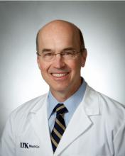 Dr. Mark Williams, chief of the division of hospital medicine at the University of Kentucky