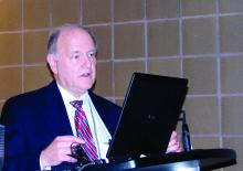 Dr. Robert A. Wise, professor of medicine at the Johns Hopkins University, Baltimore