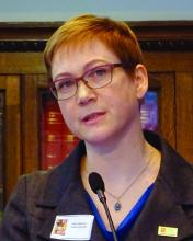 Dr. Holly Witteman, associate professor in the Department of Family and Emergency Medicine at Laval University in Québec City