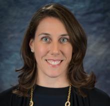 Christina Wurster, chief strategy officer, Heart Rhythm Society, Washington