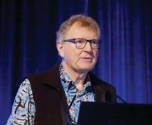 Dr. Christopher B. Zachary, professor in the department of dermatology, University of California, Irvine