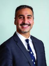 Dr. Reza Zonozi of Massachusetts General Hospital in Boston