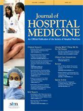 Journal of Hospital Medicine April 2017