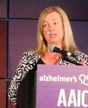 Dr. Suzanne Craft of Wake Forest University, Winston-Salem, N.C.