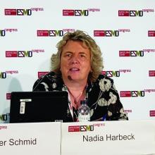 Dr. Nadia Harbeck, professor at Ludwig Maximilians University, Munich
