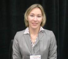 Dr. Elena Myasoedova