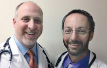 Dr. Chris Notte and Dr. Neil S. Skolnik