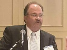 Mark S. Kopson speaks at the 2015 ABA Physicians Legal Issues conference.
