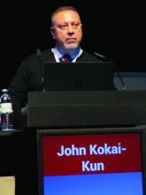 Dr. John Kokai-Kun