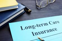 A form reads Long-term Care Insurance