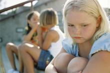sad, angry girl