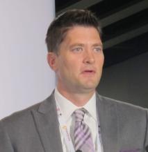 Dr. Matthew Smeltzer, of the University of Memphis, Tenn.