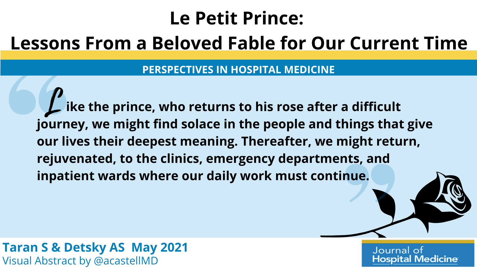 Le Petit Prince: Lessons From a Beloved Fable for Our Current Time